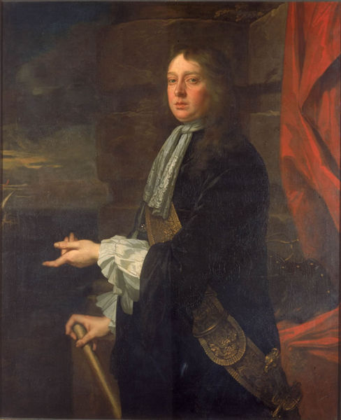 William Penn by Lely.