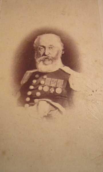 Captain Charles Holman 52nd (Oxfordshire) Light Infantry.
