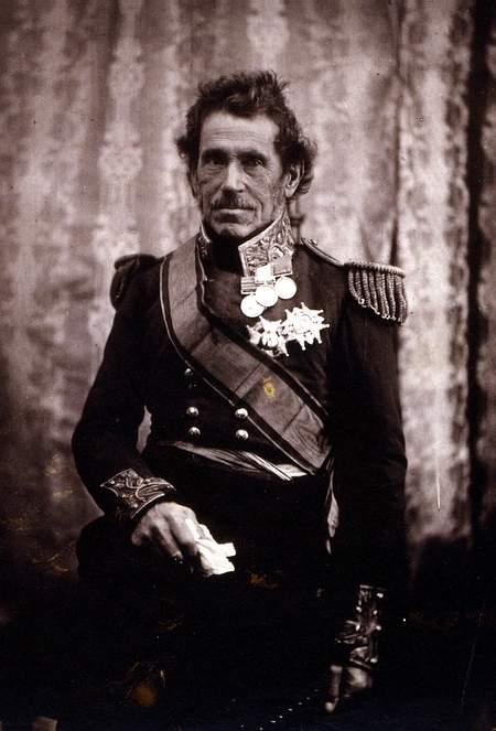 General George De Lacy Evans, Aide de Camp to Sir William Ponsonby at Waterloo.