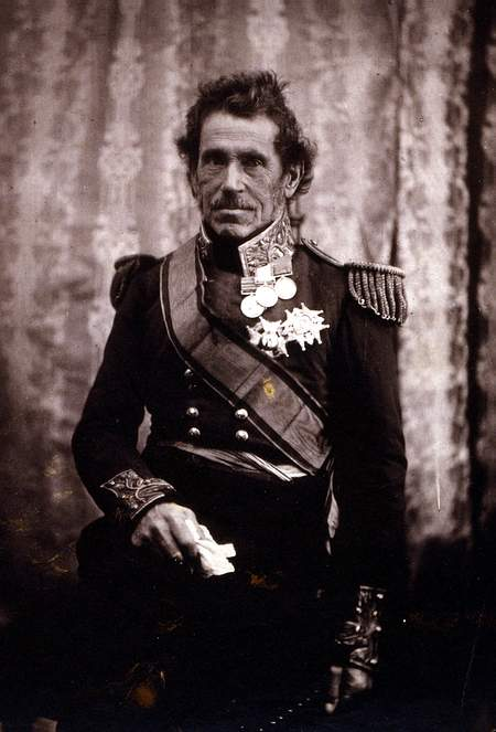General George De Lacy Evans, Aide de Camp to Sir William Ponsonby at Waterloo.
