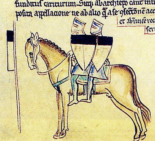 12th Century Templars, good idea of later head armour.