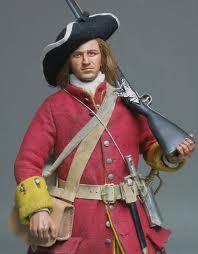 Redcoat 1704
