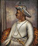 Tipu Sultan, The Tiger of Mysore.