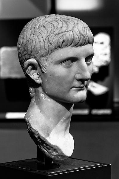 Agrippina's husband Germanicus.