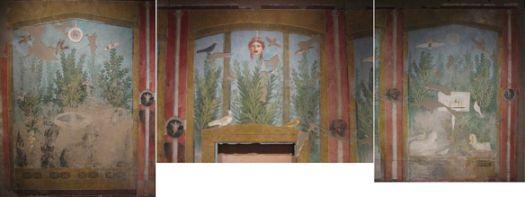 Garden Fresco form Pompeii