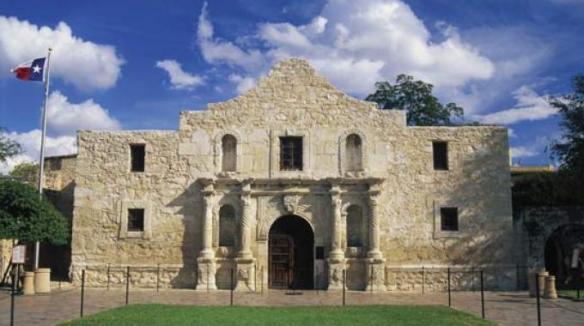 Alamo Church San Antonio
