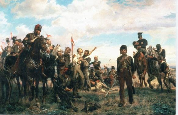 Balaclava (1875-76) by Elizabeth Thompson (Lady Butler)