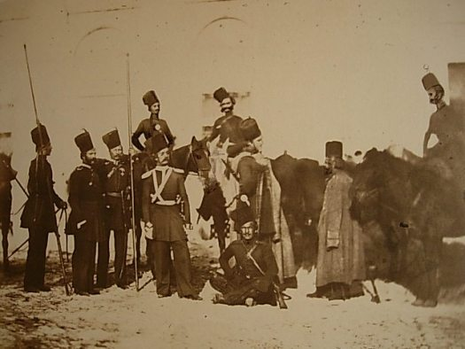 Don Cossacks 1854