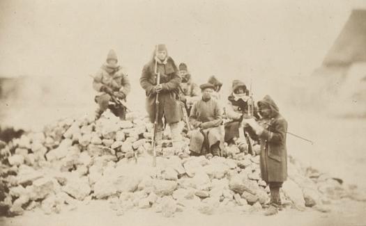 Crimean War Russian POWs