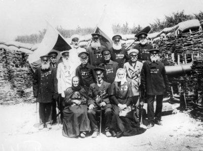 Russian Crimean Veterans