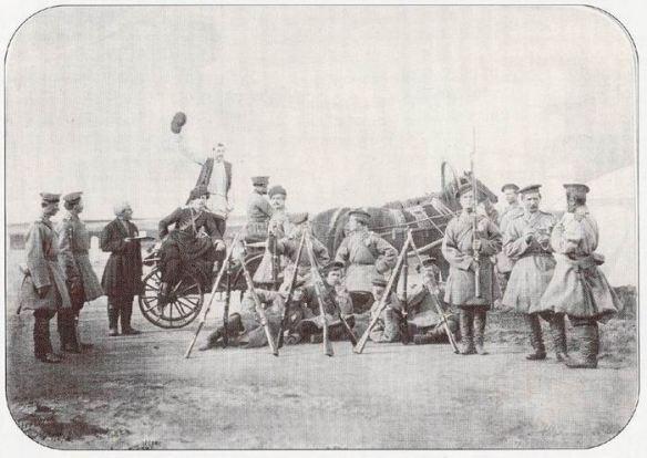 Russian Infantry Crimean War