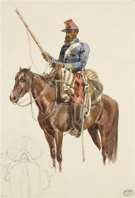 Trooper Chasseurs D'Afrique.