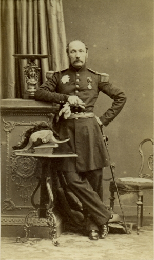 General d'Allonvile