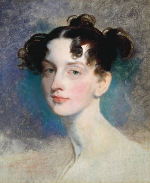 Princess Lieven by Lawrence 1812 or 20