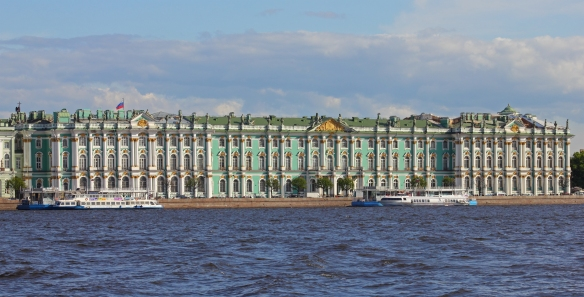 The Winter Palace St Petersburg