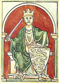 Richard the Lionheart, put in place effective regulations on the holding of Tournaments
