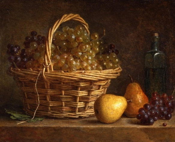 One hopes General Amherst enjoyed his wine. By Roland de la Porte.