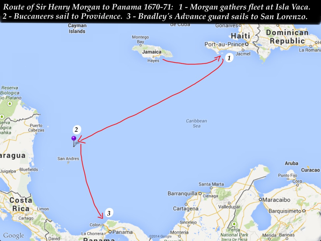 King S Pirate Henry Morgan S Attack On Panama Part 4 San