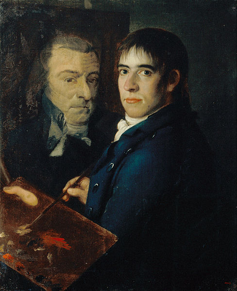 The 3rd member of the Spanish reclamation team. The artist Francisco Lacoma, (1805) who had compiled a catalogue of looted Spanish paintings while in France.