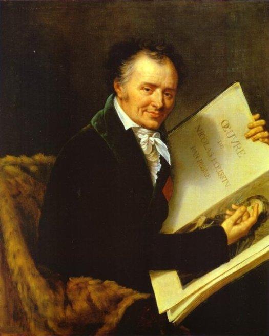 Director of the Louvre in 1815, Vivant Denon.