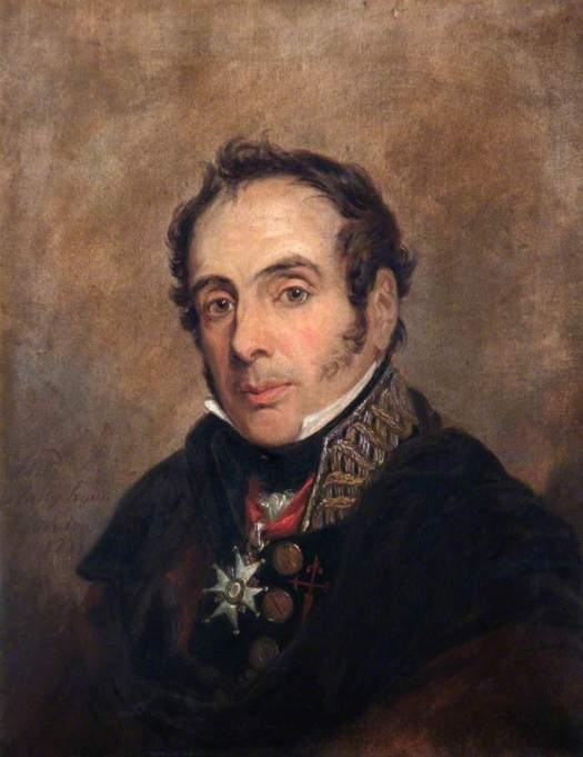 Spanish, soldier and diplomat, Miguel de Alava was instructed to reclaim priceless Spanish treasures looted by the French.