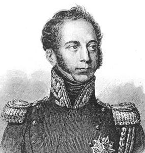 General Baron Gourgoud.
