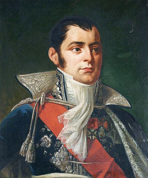 Jean Marie Savary 1st Duc de Rovigo.