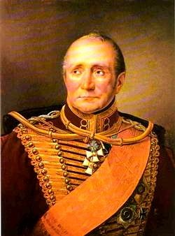 General von Zieten commanded I Corps of the Army of the Lower Rhine, and it would be his 1st and 2nd Brigades that delayed the French on the 15th of June.