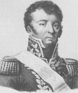 Napoleon depended utterly on the skill of his Corps commanders at Ligny and St Amand. General Joseph Vandamme.