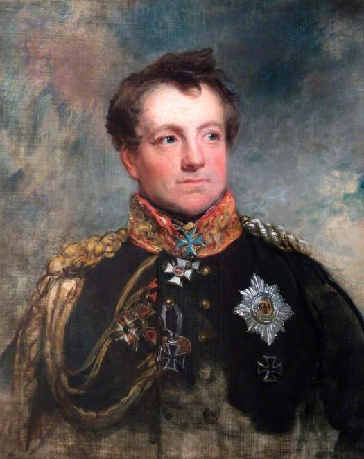 Count Von Gneisenau, the brains of the outfit, and the intellectual strategic mind behind the Prussian campaign.