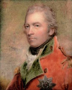 A posthumous portrait of the Duke of Richmond, a noted cricketer and friend of the Duke of Wellington, was uneasy about the Ball.