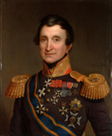General Constant Rebecque, I Corps Chief of Staff, took ultimate responsibility for the decision to hold Quatre Bras.