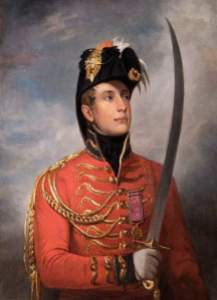 The Prince of Orange was extremely well liked by the senior officers of the British army, he had been Wellington's Aide de Camp in Spain, and it was his I Corps that would take the brunt of the initial French attack.