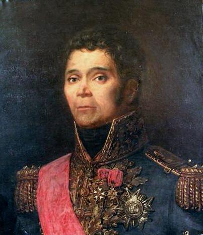 General Kellerman, Comte de Valmy, his cavalry was one of Ney's trump cards