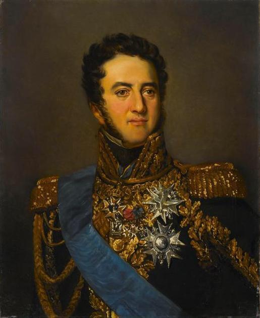 Marshal Suchet.