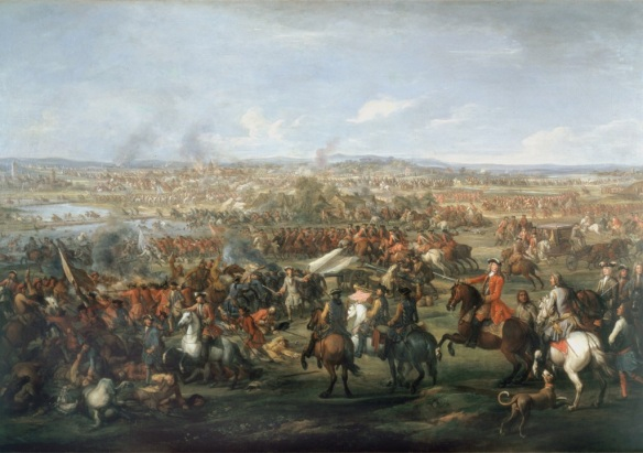 The War of the Spanish Succession, fought at land and sea, brought countries like Spain close to bankruptcy.