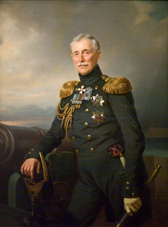 Russian overall commander in the Crimea Prince Menshkov, he was not at the battle, but felt a thrust at the allied supply lines could create an opportunity to break the deadlock of the siege of Sevastapol.