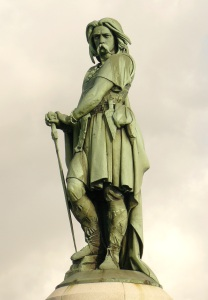Vercingetorix by Millet.