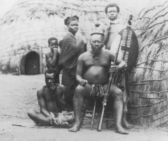 nTsingwayo kaMahole. Senior commander of the royal Impi in 1879.