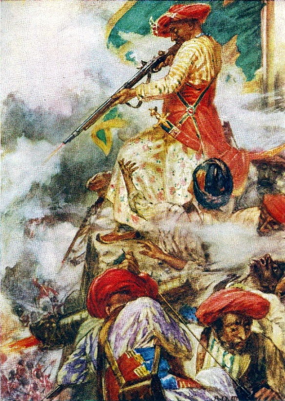 Fighting like a Tiger. Dying like a Tiger. Tipu splits opinion as a ruler. But if a man can be admired for sheer courage in the face of impossible odds, Tipu's last moments would forgive many sins.