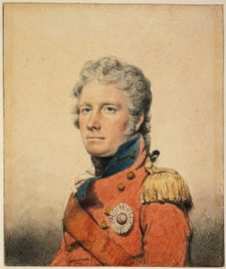 General David Baird. An officer with the heart of a Lion so said Wellesley.