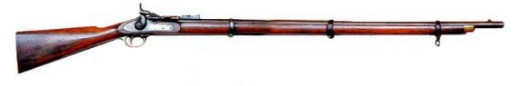 Snider Enfield Breech Loading Rifle.
