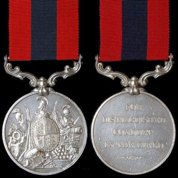 Victorian Distinguished Conduct Medal.