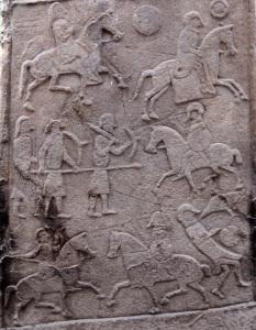 The Aberlemno Battle stone.