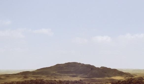 Ruins of Merenre's pyramid at Saqqara. Wikipedia.