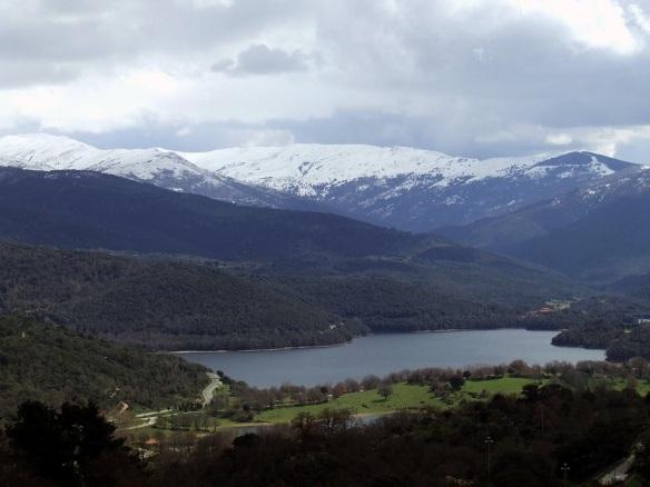 The Gennargentu massif.